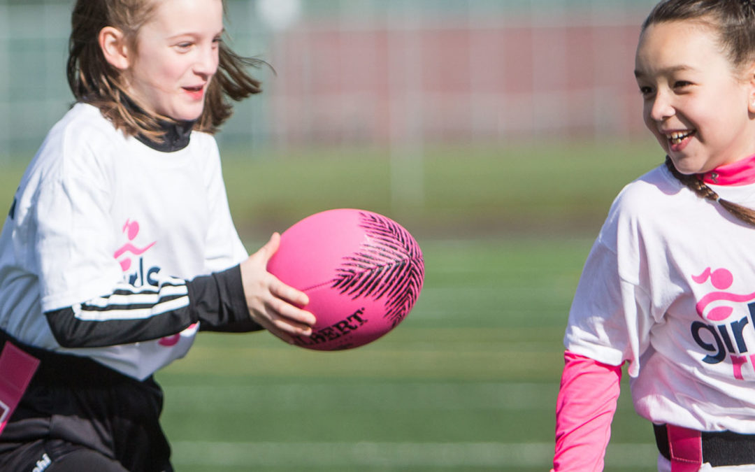 The Future of Rugby for Girls Launches with a New Organization, Girls Rugby