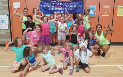 Girls Rugby Partners with Game On! Sports Camp 4 Girls in Boulder, CO