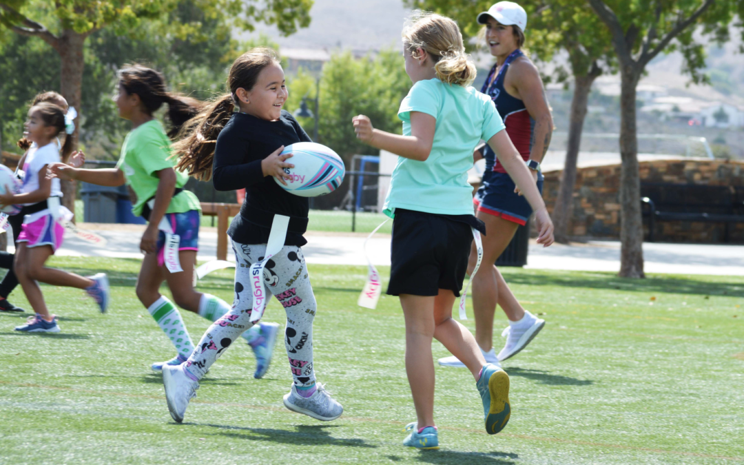 Girls Rugby hosts Girl Scouts, Girls Rugby Day in Colorado and San Diego